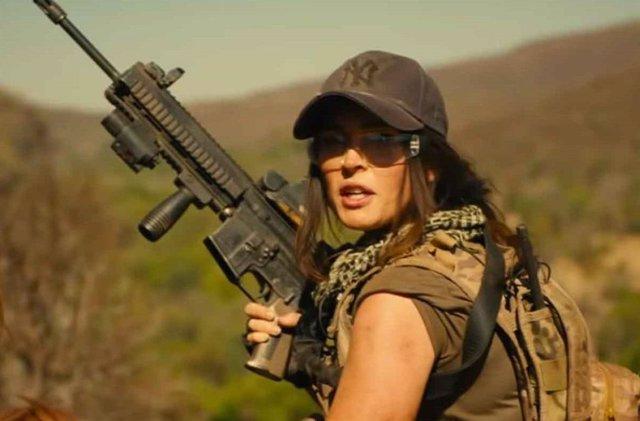 Megan Fox en Rogue