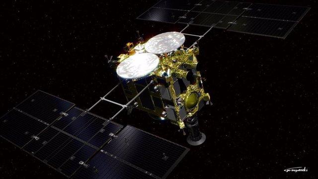 La misión japonesa que traerá muestras del asteroide Ryugu aterrizará en Australia el 6 de diciembre