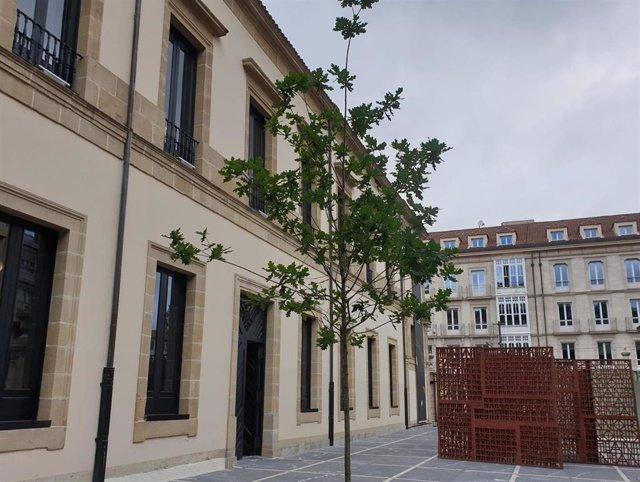 El pleno de constitución del Parlamento Vasco se celebrará el próximo 3 de agosto