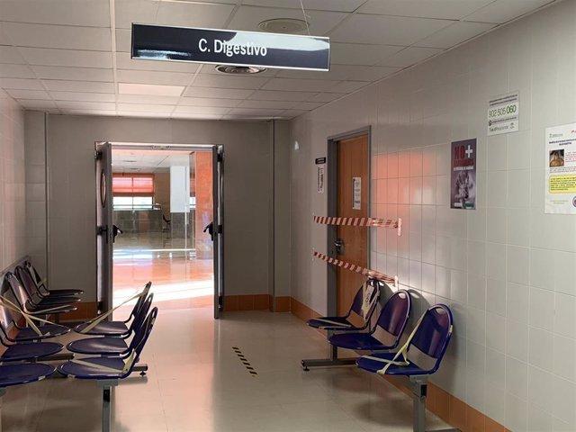 Area Digestivo Hospital de Antequera