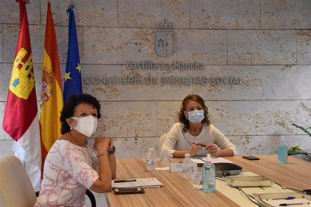 El Gobierno de Castilla-La Mancha constituye la Mesa Regional de Participación Infantil.