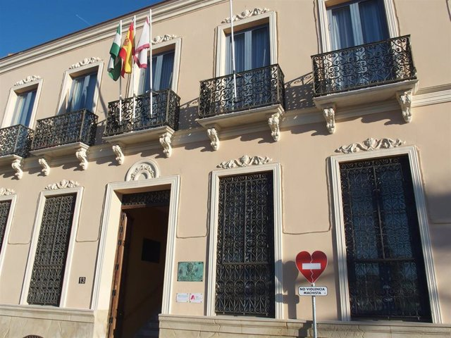 Colegio de Abogados de Málaga. Fachada