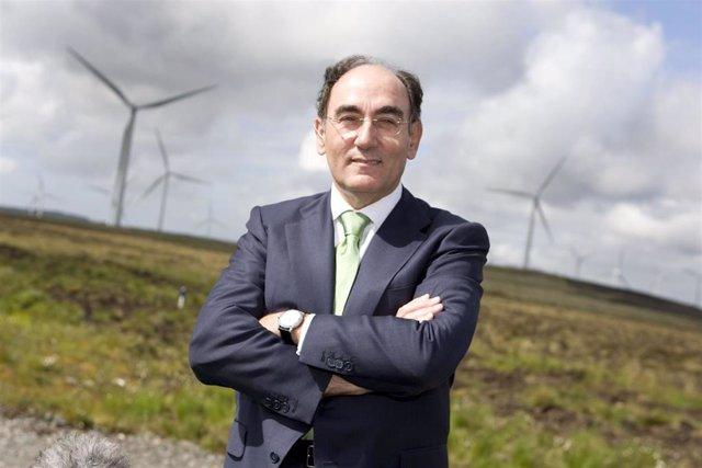 Galán, Único Representante Del Empresariado Español Y Del Sector Energético Mundial En 'Choose France'