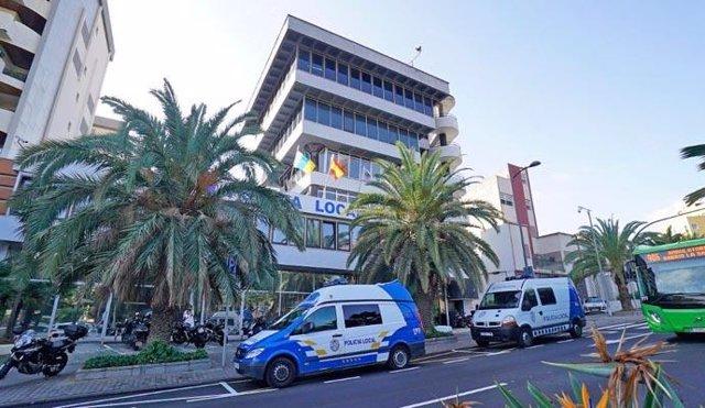 Comisaría de la Policía Local de Santa Cruz de Tenerife