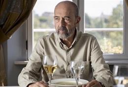 Miguel Rellán en la serie Vergüenza