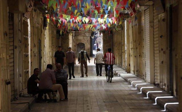 Coronavirus.- La Autoridad Palestina confirma más de 11.000 casos de coronavirus