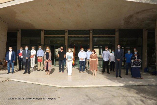 Ayuntamiento de Aranjuez, sindicatos y empresas suscriben un plan para la recuperación con 71 medidas