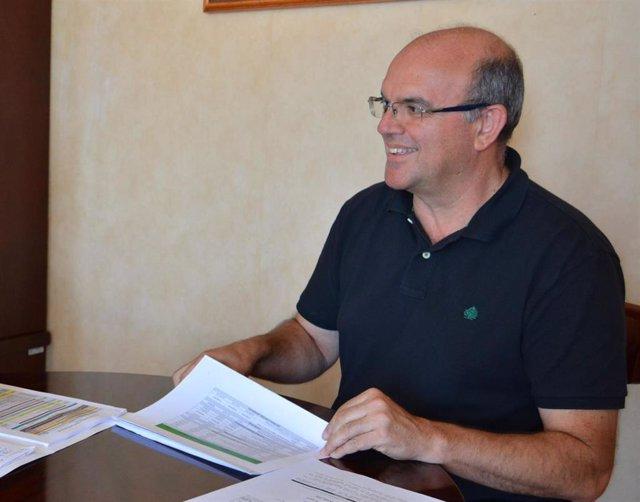 Anselmo Pestana, delegado del Gobierno en Canarias