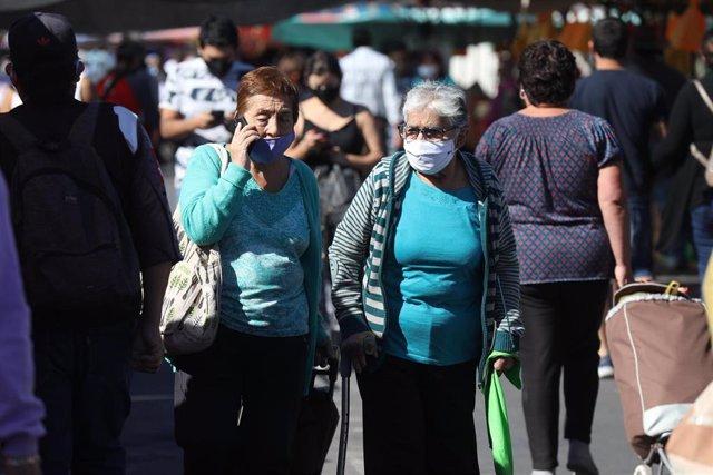 La ciudad chilena de Copiapó durante la pandemia de coronavirus