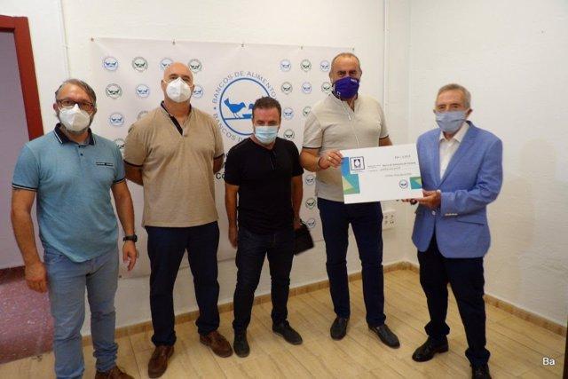 Córdoba.- El Banco de Alimentos Medina Azahara recibe una nueva donación de 4.00