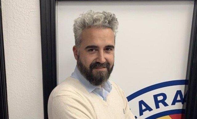 Rubén Alcaine, presidente de la Asociación de Clubes de Fútbol Femenino