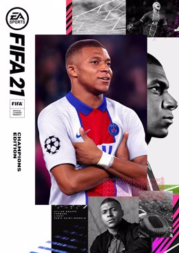 Fútbol.- Kylian Mbappé será la portada del videojuego FIFA 21