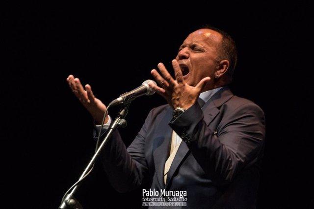 Imagen de archivo - 'El Pele', cantaor flamenco