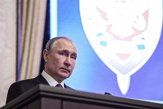 Rusia.- Rusia anuncia la muerte de cuatro supuestos miembros de Estado Islámico