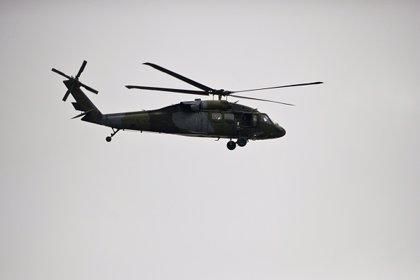 Colombia.- Hallados muertos los dos militares desaparecidos tras estrellarse un helicóptero en Colombia