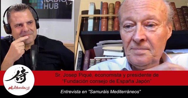 MARCELO JAPÓN - SAMURAIS MEDITERRANEOS
