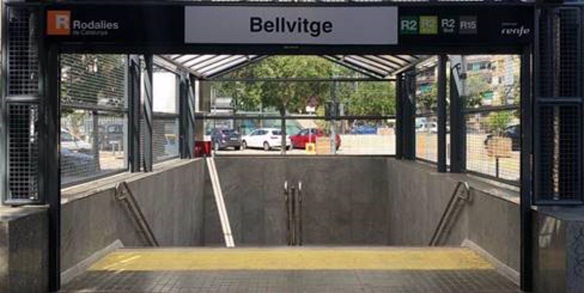Renfe Finaliza Las Obras De Accesibilidad De La Estación De Bellvitge