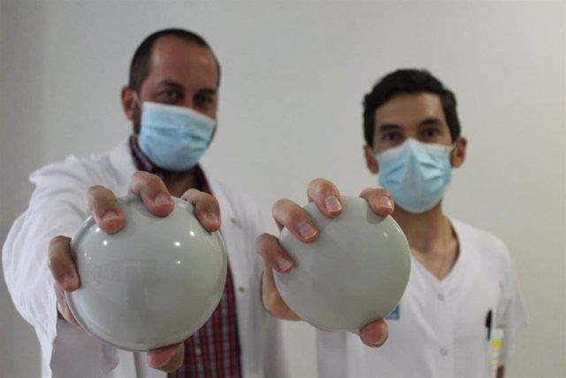 Patentan un sistema para mejorar la visualización de las lesiones de cáncer de mama que disminuye la radiación dispersa en más de un ochenta por ciento y beneficiará a 150 pacientes riojanas cada año