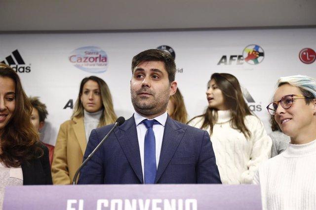 Fútbol.- AFE exige el plan de prevención de riesgos laborales a los clubes de la