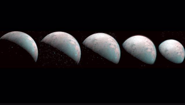 Polo Norte de Ganímedes