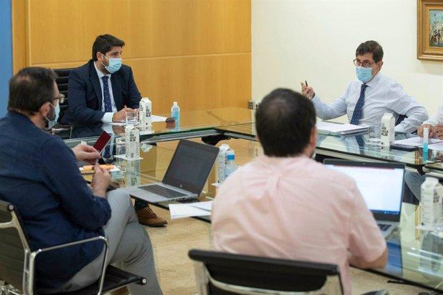 Imagen del Comité de Seguimiento del COVID-19