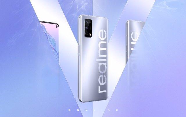 Realme anuncia su serie de smartphones V5