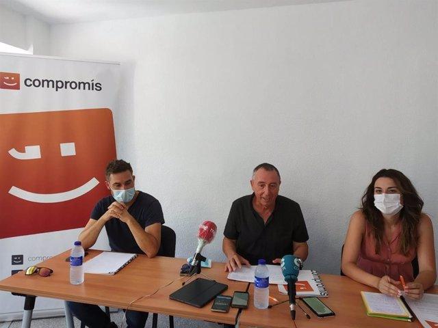"""Baldoví exige """"transparencia"""" y """"ejemplaridad"""" a la monarquía en un momento en q"""