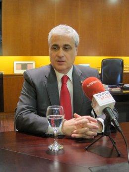 L'exconseller de Justícia Germà Gordó en una foto d'arxiu.