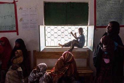 """Somalia.- Más de tres millones de niños somalíes se enfrentan a la """"triple amenaza"""" de inundaciones, langostas y COVID"""