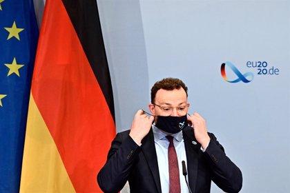 AMP.- Cvirus.- Alemania eleva el balance diario con 569 nuevos casos de coronavirus y supera los 203.000 contagiados