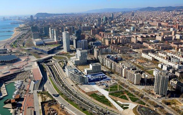 Campus Diagonal-Besòs (Barcelona), parcela D