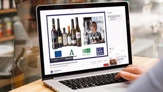 Economía.- Una cata online en Reino Unido, instrumento de Extenda para reactivar
