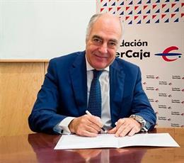 El director general de la fundación, José Luis Rodrigo Escrig.