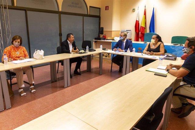 Reunión constitutiva del Grupo de Trabajo de Transportes