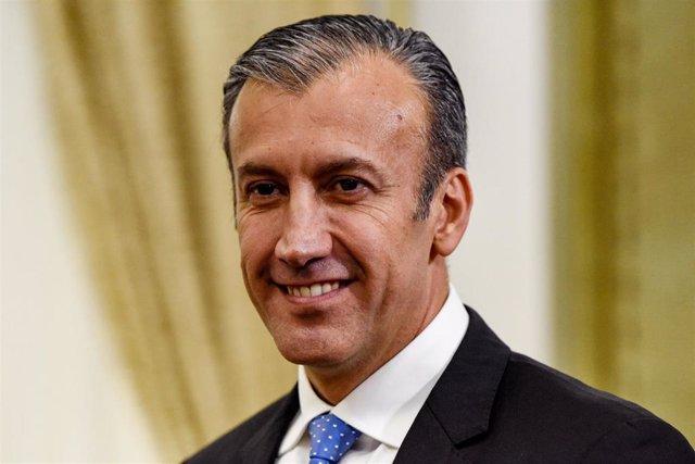 El vicepresidente económico y ministro de Petróleo de Venezuela, Tareck El Aissami