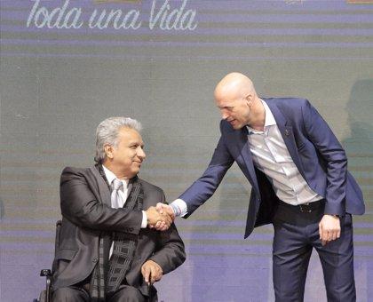 Jordi Cruyff deja la selección de Ecuador