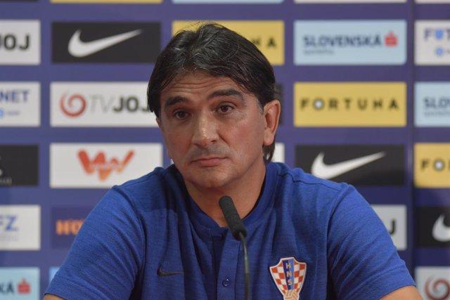 Fútbol.- Zlatko Dalic renueva como seleccionador de Croacia hasta el Mundial de