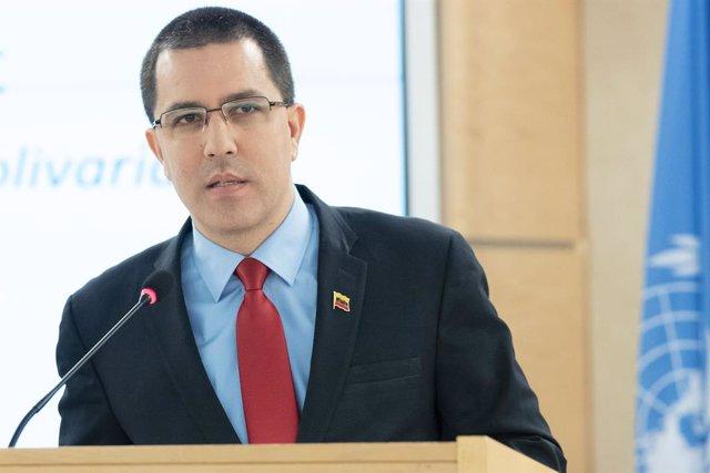 """Venezuela.- Venezuela tilda de """"arbitrarias"""" las sanciones de EEUU contra dos te"""