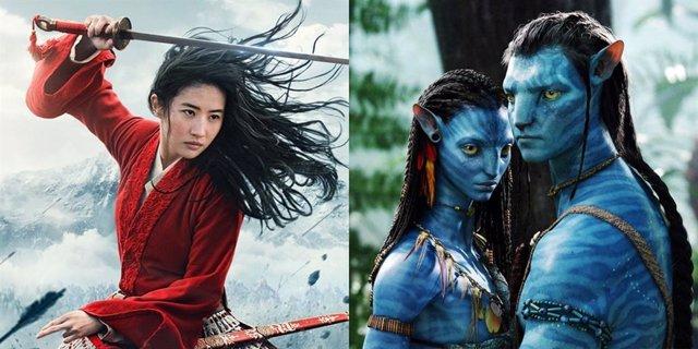 Disney retrasa los estrenos de Mulan, Avatar y Star Wars