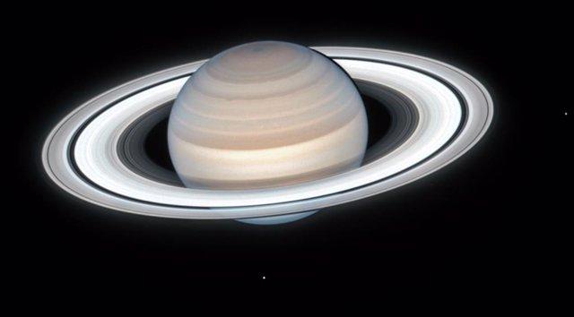 Saturno a 4 de julio de 2020
