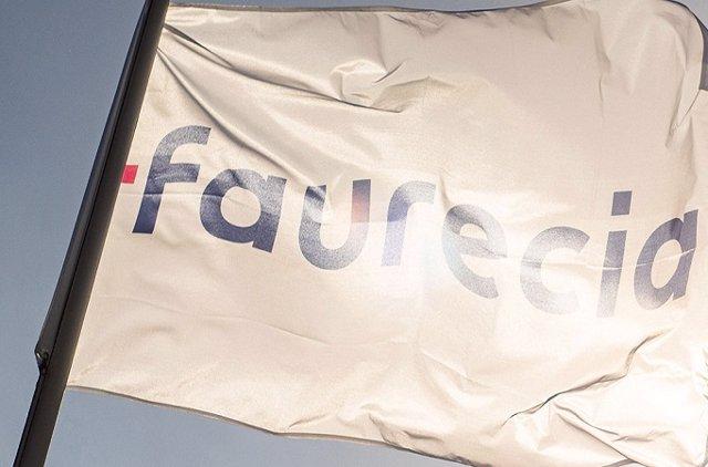 Logo de Faurecia.