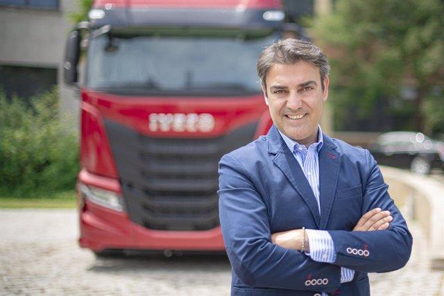 Raúl Ayuso, nuevo director de la planta de Iveco en Madrid.