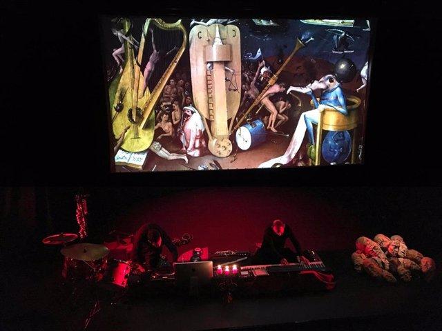 Compañía Imperdible artes escénicas propone 'El Jardín de las delicias'