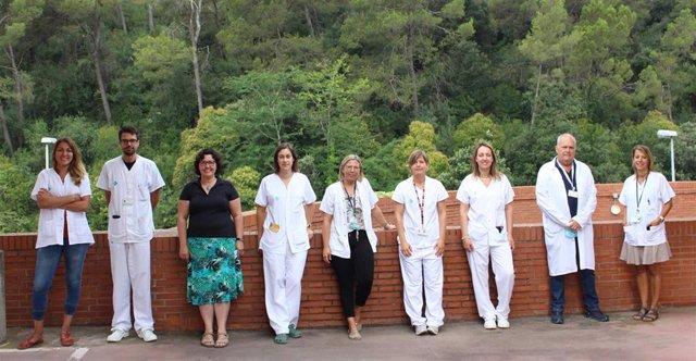 El equipo de atención paliativa pediátrica territorial en Girona