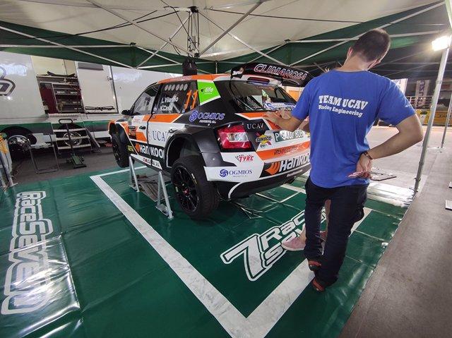 UCAV Racing prepara el inicio de la temporada.
