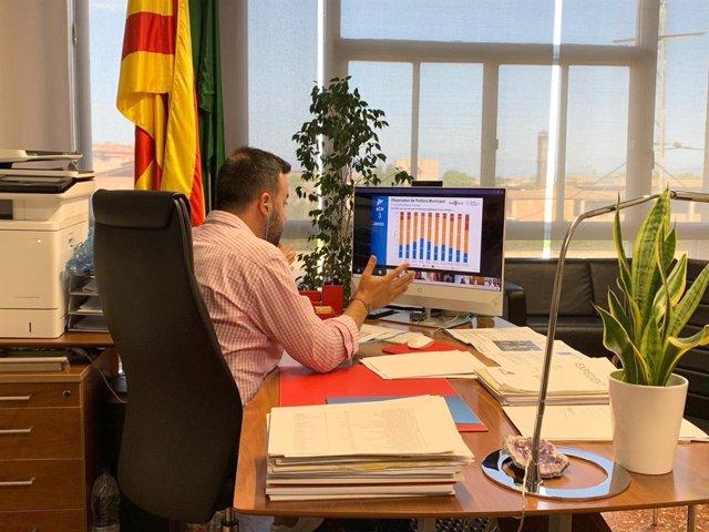 El presidente de la Associació Catalana de Municipis (ACM), Lluís Soler