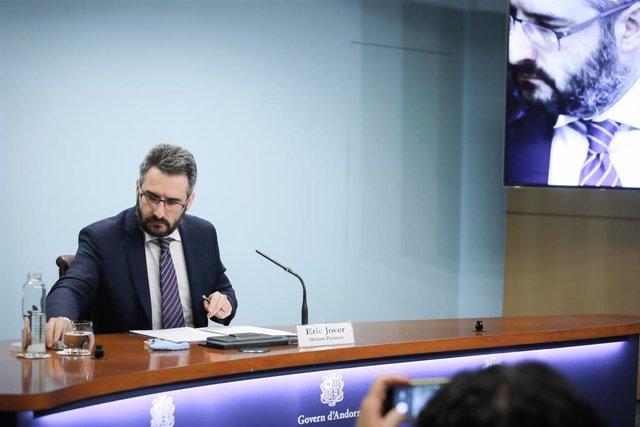 Economía.- El Gobierno de Andorra aprueba el proyecto de Ley para la adhesión al FMI