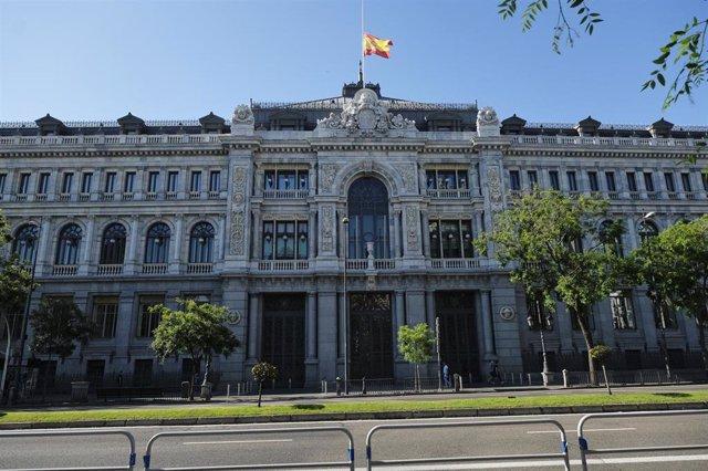 Sede de Banco de España.