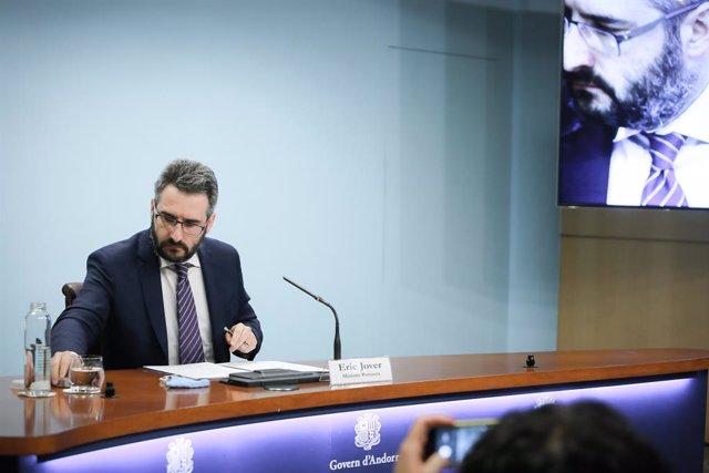El Govern d'Andorra aprova el projecte de llei per adherir-se a l'FMI