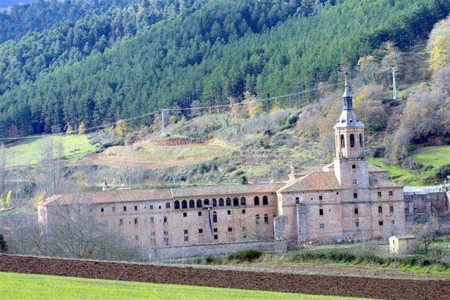 Monasterio de Yuso, en La Rioja